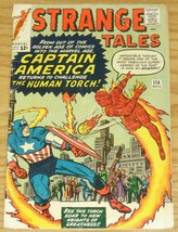 Strange Tales (1st Series) #114 VG; Marvel | low grade comic - save on s... - $191.99