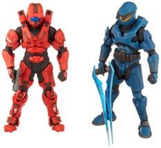 Kotobukiya Halo: Mjolnir Mark V and Mark VI Deluxe ArtFX+ Limited Edition - $54.40