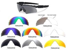 Galaxy Replacement Lenses Oakley Si Ballistic M Frame 2.0 Z87 8 Color Pairs Spec - $129.96