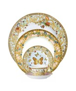 Versace by Rosenthal  Le Jardin Dinnerware 5-Piece Place Setting - $540.55