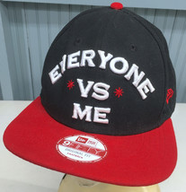Rare Everyone Vs. Me NBA All-Star Game 2016 Snapback New Era Baseball Ca... - $38.28