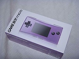 NINTENDO GAME BOY Advance SP Micro Condole System PINK PURPLE Color - $282.15