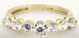 Women's 14kt Yellow Gold Solitaire ring - $199.00