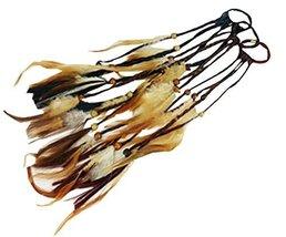Hair Circle Wigs Braided Hair Rope Bohemia Headdress Braid Hair Ornaments Plume