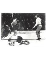 JOE LOUIS vs ABE SIMON 8X10 PHOTO BOXING PICTURE - $3.95