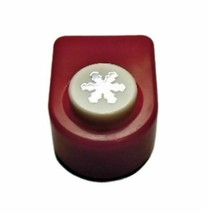 Tiny Snowflake Punch, 1/2 inch
