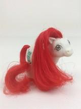 Baby Stockings Hasbro My Little Pony G1 White Stocking Toy Figure Vintag... - $17.77