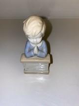 porcelain Boy Praying - $9.90