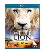 White Lion ( Blu Ray ) - $2.00