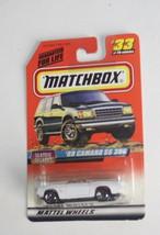 Matchbox 1998 '69 Camaro SS 396 #33 Classic Decades #1A - $1.50
