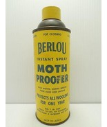 Berlou Manufacturing Instant Spray Moth Proofer Wool Rugs Clothing Displ... - $39.99