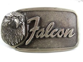 Rare Vintage 1980's Ford Falcon Belt Buckle Made In USA 41417 - $84.14