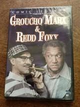 Groucho Marx Redd Foxx Comic Legends NEW DVD - $3.96