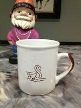 VINTAGE SWAN COFFEE CUP, MUG  - $1.99