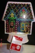 Hallmark Dancing Lights Gingerbread House Features Dancing Lights! Last One - $99.99
