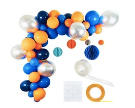 Outer Space Theme Space Balloons Space Balloon Arch Balloons 2 the Moon Space  - $23.99