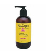 The Naked Bee Jasmine & Honey  Natural Hand & Body Lotion 8 oz. Pump Org... - $16.94