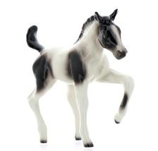 Hagen-Renaker Specialties Ceramic Horse Figurine Pinto Pony Colt Walking
