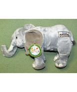 Disney ANIMAL KINGDOM ELEPHANT New with Tags Realistic Plush Stuffed Wil... - $22.77