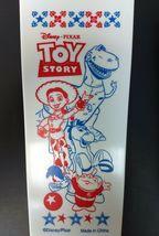 Walt Disney Pixar Toy Story movie plastic popcorn containers Woody Jessie Buzz image 6