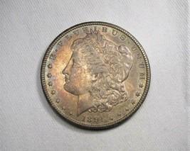 1891-S Silver Morgan Dollar UNC+ Coin SAM49 - $129.58