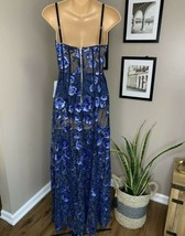 NWT For Love And Lemons Victoria Maxi Lg Absolute Be Best Dressed At NYEParties! image 2