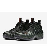 NEW Nike Air Foamposite Pro Sequoia Black 624041-304 Size 11.5 - $178.19