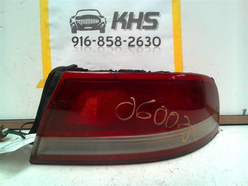 Primary image for Passenger Right Tail Light Outer Fits 92-95 MAZDA 929 5665
