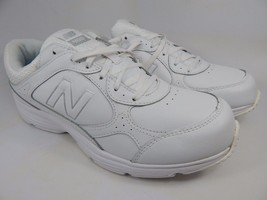New Balance 405 Women's Walking Shoes Size US 10 D WIDE EU 41.5 WW405SX2 White