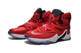 Nike Men's Lebron Xlll BasketBall Shoes Size 7 to 12 us 807219 610 - £107.19 GBP