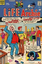 Life with Archie #122 (Jun 1972, Archie) F+ - $7.65