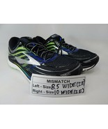 MISMATCH Brooks Glycerin 15 Sz 8.5 2E WIDE Left & Sz 10 2E WIDE Right Me... - $48.30