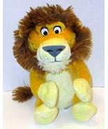"KOHLS CARES FOR KIDS CARNIVORES LION 10"" DAN SANTAT BOOK STUFFED PLUSH D... - $5.99"