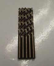 Bosch 1609506754 4.8 Cobalt Drill Bits 9502821 (5pcs)  - $3.47