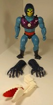 MOTU Terror Claws Skeletor, Masters of the Universe, figure, complete, w... - $116.10