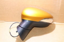 11-16 Ford Fiesta Side View Door Mirror Exterior W/ Signal Driver Left - LH