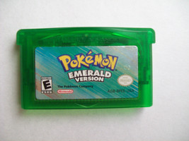 Pokemon: Emerald Version (Nintendo Game Boy Advance, 2005) NEW SAVE BAT... - $39.99