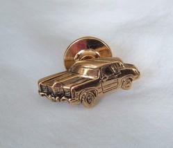 """Avon Vintage """"1984 Goldtone Cadillac Eldorado"""" Tie Tac Pin - $12.99"""