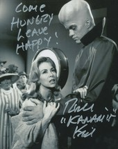Richard Kiel signed Twilight Zone pic Serve Man. Kanamit. /JAWS Leave hH... - $21.95