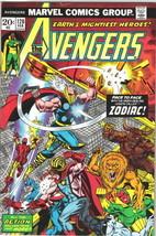 The Avengers Comic Book #120 Marvel Comics 1974 FINE+ - $12.59