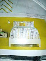 3 Piece Room Essentials Arrow Print KING Duvet Cover Bed Set -2 Shams + 1 Cover image 5
