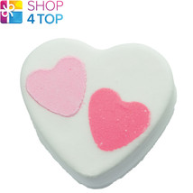 Heart 2 Heart Bath Blaster Bomb Cosmetics Jellie Babies Handmade Natural New - $5.83