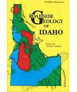 Roadside Geology of Idaho ~ Rock Hounding and Gold Prospecting - $19.95