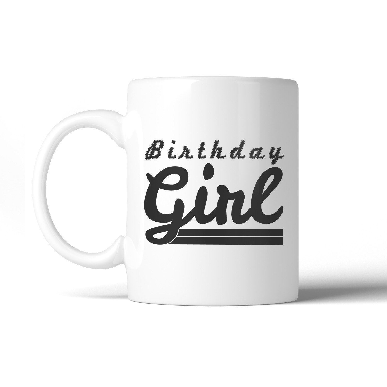 Primary image for Birthday Girl White Mug