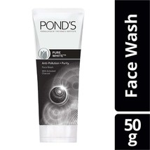 Ponds Pure White anti polloution Deep Cleansing Facial Foam 50 GM    FS - $6.30