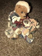 Boyds Bears Christmas Kringle & Company...#2283 –332 - $48.39