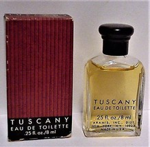 TUSCANY by ARAMIS EDT MINI .25oz/8ml NIB MINI - $16.95