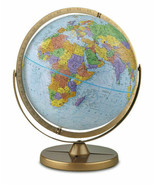 Pioneer 12 Inch Desktop World Globe By Replogle Globes - $74.95