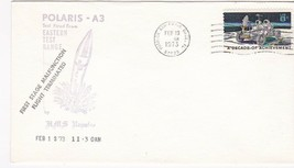 POLARIS-A3 HMS REPULSE FIRST STAGE MALFUNCTION PATRICK AFB, FLORIDA 2/13... - $1.78