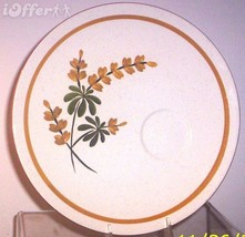 STANGL GOLDEN BLOSSOM PICNIC PLATE - $9.95